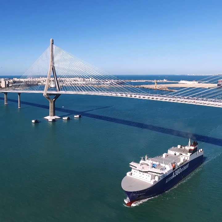 transport Andalucía
