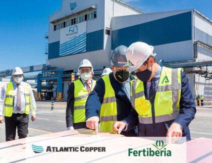 Atlantic Copper y Fertiberia